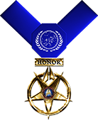 United Federation Starfleet Medal of Honor